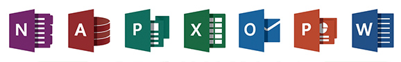 iconos office 365
